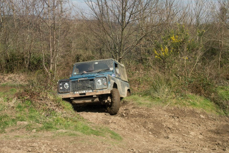 4x4 driving days  at Trax and Trails